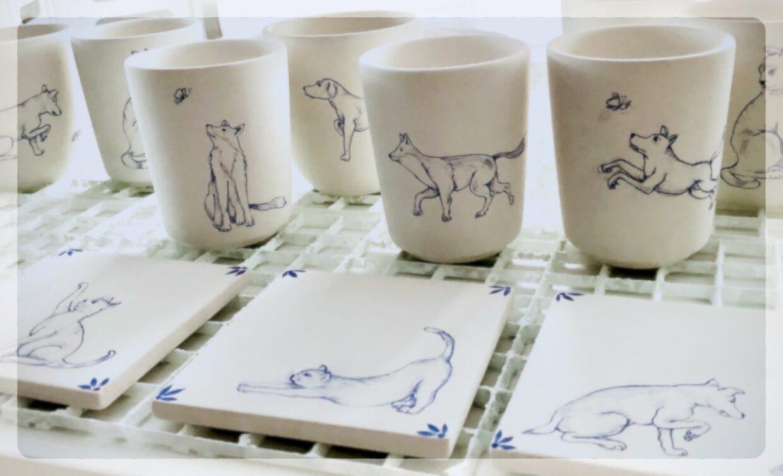 neue Keramiken von Conno
